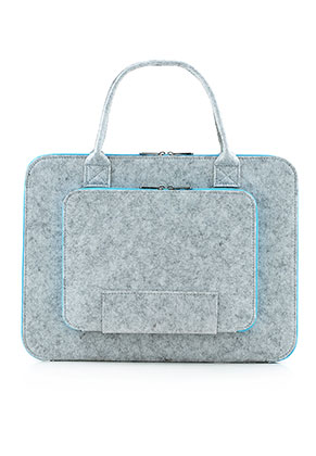 www.misstella.fr - Etui/sac pour ordinateur portable 15 pouces en feutrage