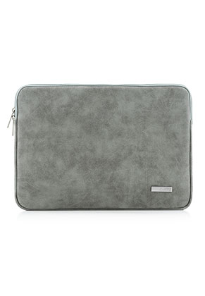 www.misstella.nl - Canvas artisan laptop sleeve 13,3 inch