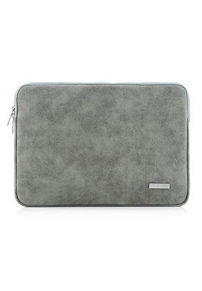 www.misstella.com - Canvas artisan laptop sleeve 15,6 inch
