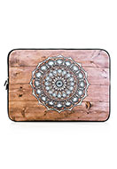 www.misstella.com - Laptop sleeve 13 inch with mandala print - F05568