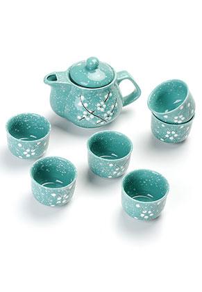 www.misstella.de - 6-teiliges keramik Teegeschirr