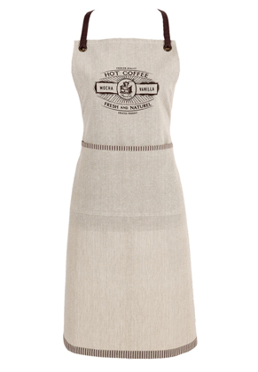 www.misstella.com - Clayre & Eef kitchen apron/cooking apron