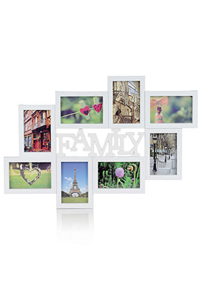 www.misstella.com - Multi photo frame