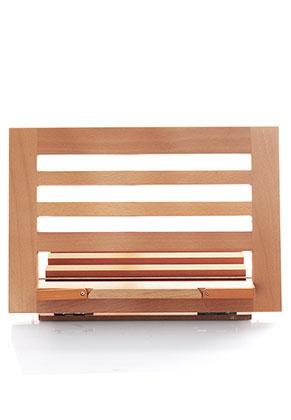 www.misstella.fr - Lutrin de table en bois 34,5x24cm