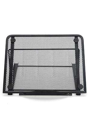 www.misstella.com - Metal laptop stand adjustable 24x19cm