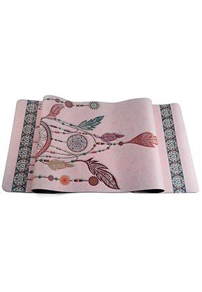 www.misstella.com - Rubber Yoga mat with Bohemian print 183x61x0,5cm