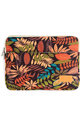 www.misstella.com - Kinmac laptop sleeve 14 inch with leaves