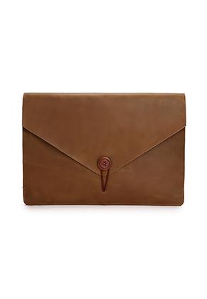 www.misstella.fr - Etui pour ordinateur portable mince en cuir 15,6 pouces 39,5x28x2cm