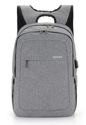 www.misstella.com - Backpack for 17 inch laptop 45x30x15cm