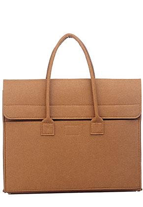www.misstella.com - Felt laptop sleeve / laptop bag 14 inch