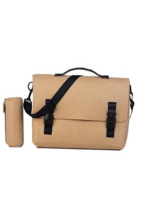 www.misstella.com - Felt laptop bag 17 inch with pencil case