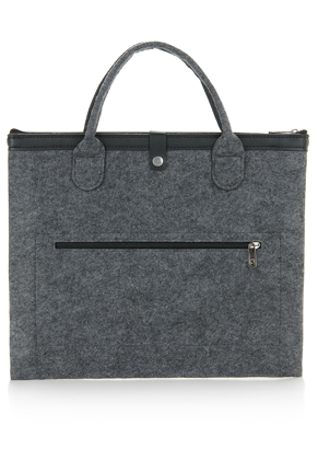 www.misstella.com - Felt laptop sleeve / laptop bag 15 inch