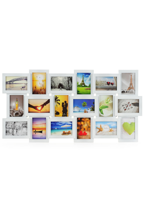 www.misstella.com - Multi photo frame 90x45cm