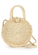 www.misstella.com - Straw shoulder bag 33x23cm - F06354