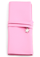 www.misstella.com - Imitation leather roll up pencil case 19x7cm - F06356