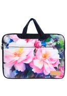 www.misstella.fr - Misstella etui/sac pour ordinateur portable 15,6-16 pouces avec fleurs 42x30x2,5cm - F06446