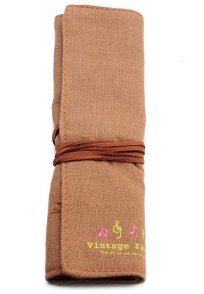 www.misstella.fr - Trousse roulée 22x18,5cm