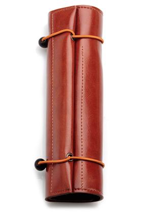 www.misstella.com - Leather pencil case 23x18,5cm
