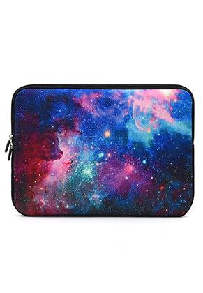 www.misstella.com - Laptop sleeve 17 inch with space print 43x31x2cm