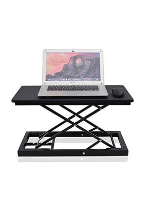www.misstella.com - Wooden laptop table adjustable 60x33,5x6,5cm