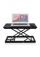 www.misstella.com - Wooden laptop table adjustable 60x33,5x6,5cm - F06621
