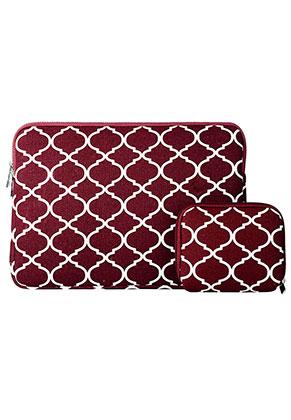 www.misstella.com - Laptop sleeve 13,3 inch with case 35x25x2cm