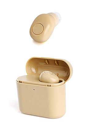 www.misstella.com - Wireless bluetooth in ear earbud with storage box with powerbank