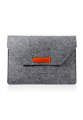 www.misstella.fr - Etui pour ordinateur portable 13 pouces en feutrage 36x25,5x1,5cm