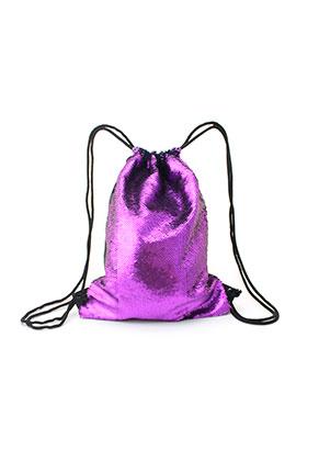 www.misstella.fr - Sac à dos avec paillettes réversibles 42,5x33,5cm
