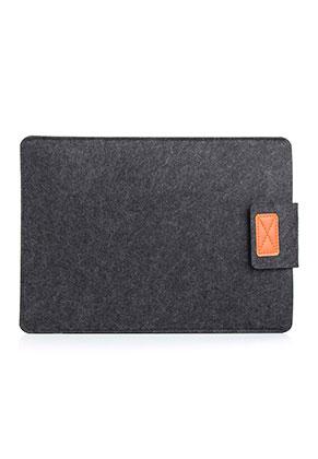 www.misstella.com - Felt laptop sleeve 13 inch (A1706 & A1708) 34x24,5x1,5cm