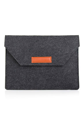 www.misstella.com - Felt laptop sleeve 13 inch (A1706 & A1708) 34x25x1,5cm