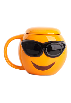 www.misstella.com - Cup with emoji and cover