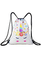 www.misstella.com - Backpack with reversible sequins unicron 40x33cm - F07013