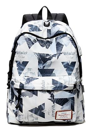 www.misstella.fr - Bansusu sac à dos avec port USB 40x32x16cm