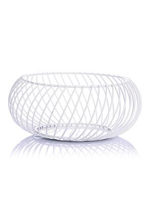 www.misstella.com - Metal fruit basket 21x10,5cm