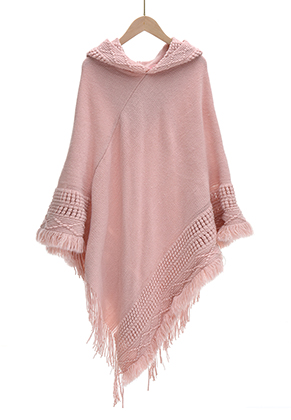 www.misstella.com - Poncho with hood 120x85cm