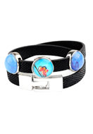 www.misstella.com - Wrap bracelet with  slide-beads 18cm - J04164