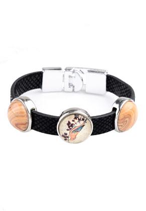 www.misstella.com - Bracelet with slide-beads 18cm