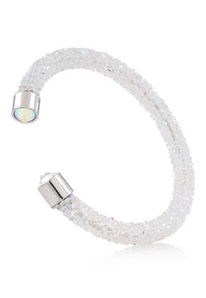 www.misstella.de - Strass Stulpe-Armband 17cm