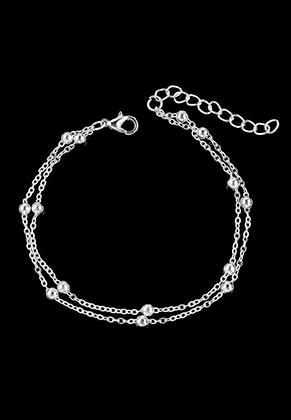 www.misstella.nl - Armband/enkelbandje 22-25cm