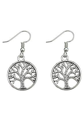 www.misstella.com - Metal earrings tree 40x20mm