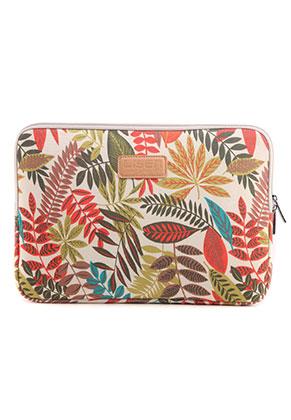 www.misstella.fr - Etui pour ordinateur portable 13 - 13,3 pouces avec feuilles