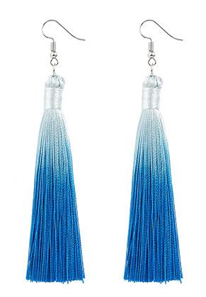 www.misstella.com - Earrings with tassels 11x1cm
