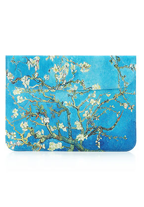 www.misstella.com - Laptop sleeve 14 inch with painting