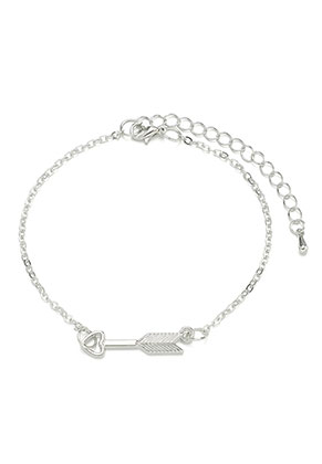 www.misstella.com - Bracelet/anklet with arrow 18-24cm