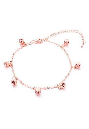 www.misstella.com - Bracelet/anklet with bells 20-25cm