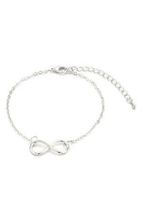 www.misstella.com - Bracelet/anklet with infinity sign 20-25cm