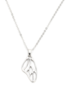 www.misstella.com - Necklace with pendant butterfly wing 45-50cm - J07190