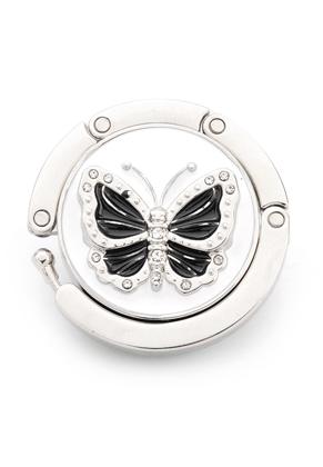 www.misstella.com - Purse hook with butterfly 45mm
