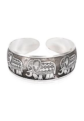 www.misstella.nl - Bohemian cuff armband 19cm